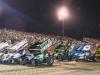 Donny Schatz - Red River Valley Speedway. Photo by Mike Spieker | Speedway Shots