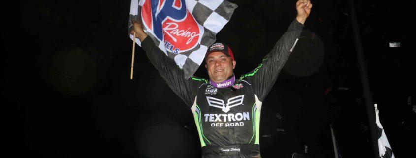 Donny Schatz, Lake Ozark Speedway
