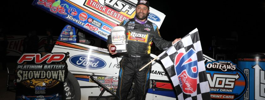 Donny Schatz, Las Vegas, Dirt Track, World of Outlaws