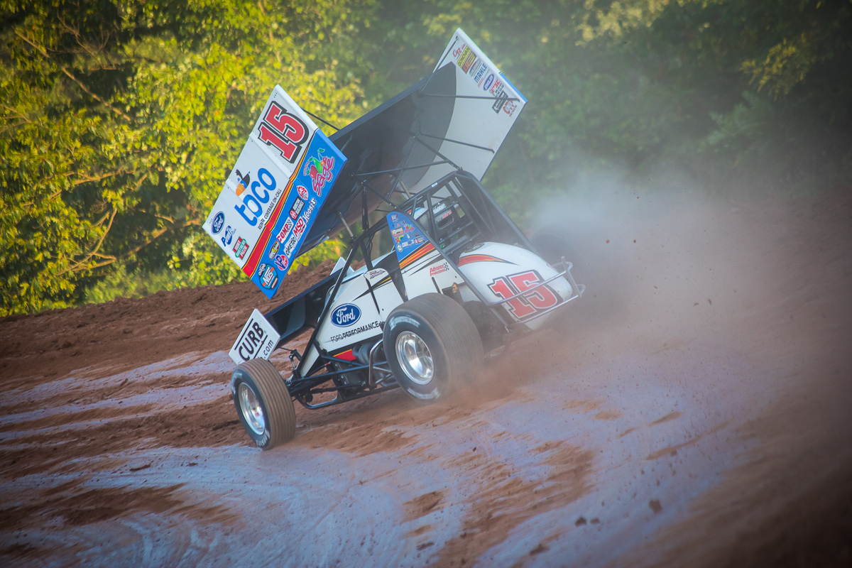 PREVIEW: Schatz Looks to Carry Consistency into Williams Grove's Summer Nationals