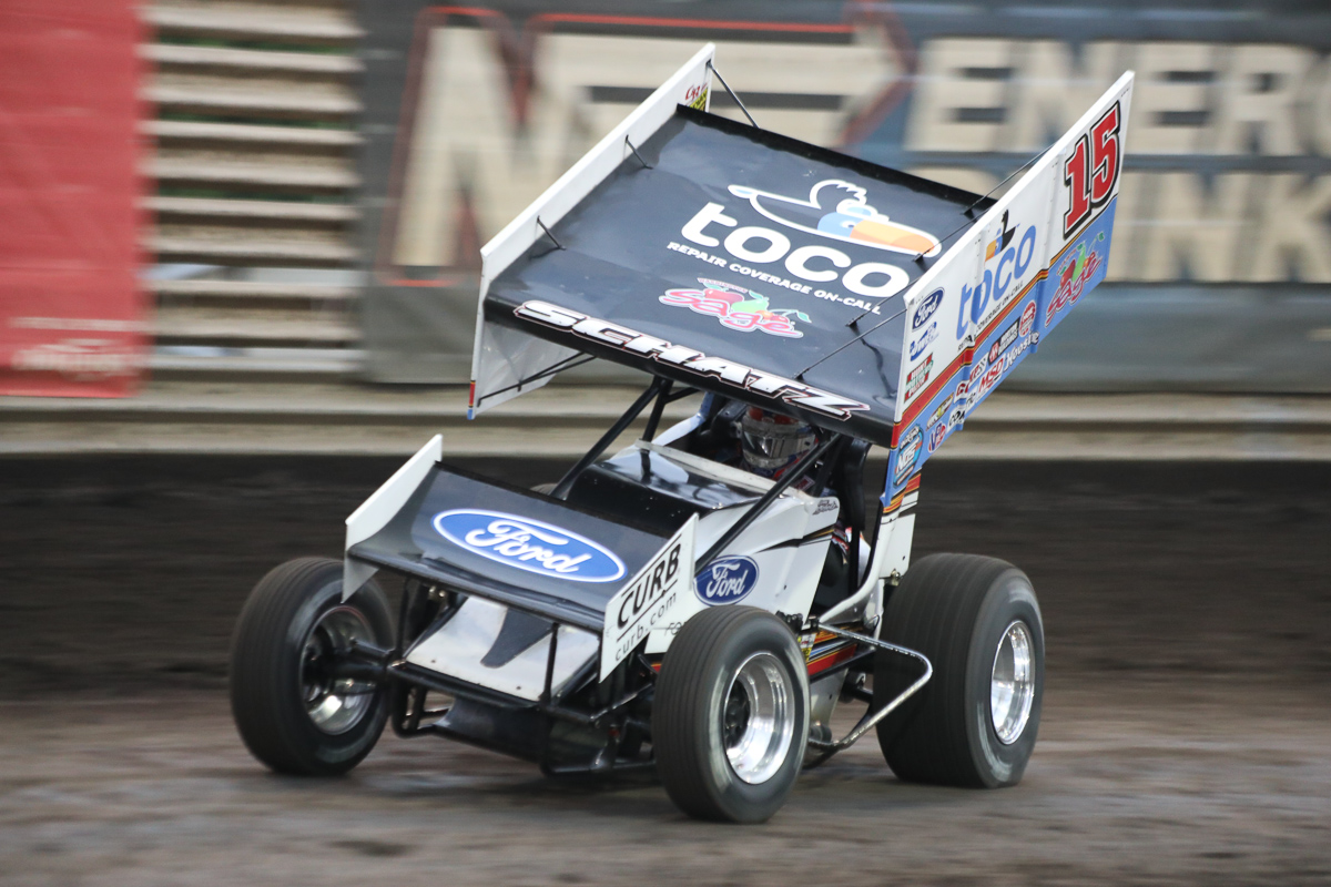 The Granddaddy of them all –The Knoxville Nationals