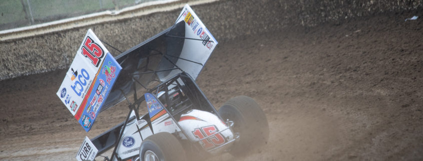 Donny Schatz, World of Outlaws, Sprint Cars, Skagit Speedway