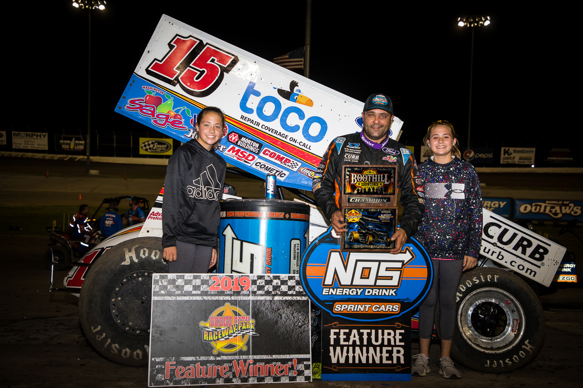 Schatz Races to 9th Win at Dodge City, Hard Charger at Jacksonville