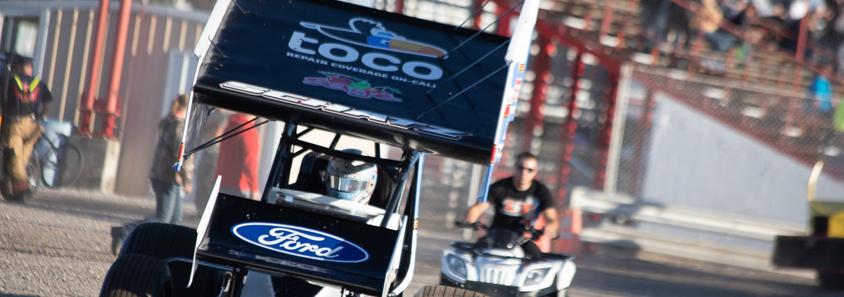 Donny Schatz, World of Outlaws, Sprint Cars, Toco Warranty, Ford Performance