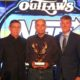 Danny Schatz, Ted Johnson Memorial Award, World of Outlaws, Banquet, Donny Schatz, Carlton Reimers