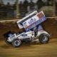 Donny Schatz, World of Outlaws, Sprint Cars, World Finals, Dirt Track at Charlotte, Sprint Cars